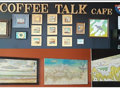 Coffee Talk Cafe