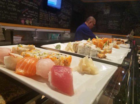 San Sushi Too