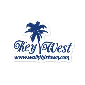 Key West Bubble-free stickers